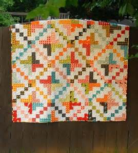 Jelly Roll Irish Chain Quilt Pattern