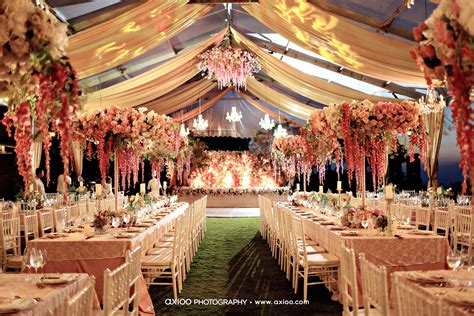 decoration bali wedding paradise