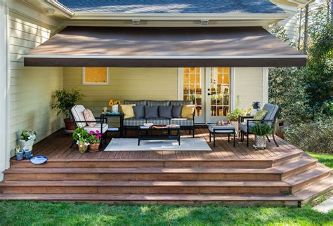 exterior sun setter retractable awning      retractable awning  sunsetter