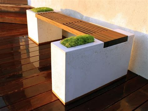 park avenue bench planter design step 2 2   Concrete Exchange