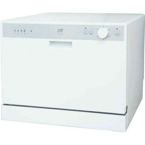 Countertop Dishwashers For Sale by Sunpentown Sd 2202w Countertop Dishwasher With Delay Start