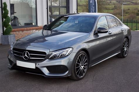 The new c‑class discover a new kind of comfort. Used 2017 Mercedes-Benz C Class C 200 AMG LINE PREMIUM ...