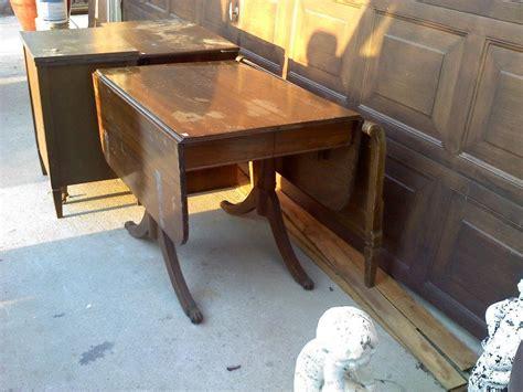 reved home furnishings duncan phyfe dump pile dive