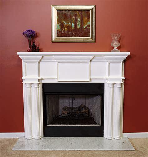 A Plus, Inc  Plaster Fireplace Mantels