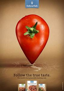 Follow The True Taste | Creative Ad Awards | Wonderfull ...
