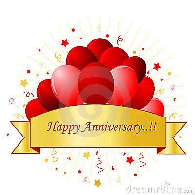 happy anniversary royalty  stock  image
