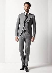 Costume Pour Homme Mariage : costume 3 pi ces gris clair jean de sey costumes de mariage pour homme et accessoires coupe ~ Melissatoandfro.com Idées de Décoration