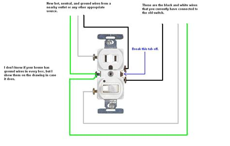 Single Pole Switch And Schematic Switched Wiring by Can I Replace A Single Pole Switch With A Single Pole