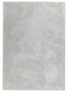 tapis moderne shaggy relaxx gris clair With tapis gris clair