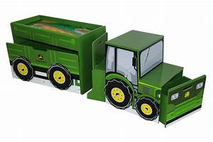 John Deere Tractor Toy Box Set at Gardner-White