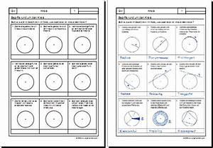 Kreis Berechnen Aufgaben : mathematik geometrie arbeitsblatt kreis begriffe 8500 bungen arbeitsbl tter r tsel ~ Themetempest.com Abrechnung