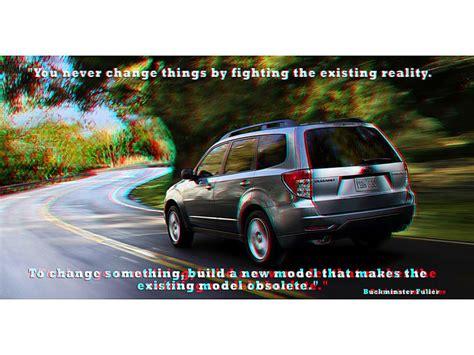 Subaru Car Ads by 3d Car Ads