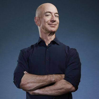 Jeff Bezos To Step Down As Amazon CEO After 26 Years At ...