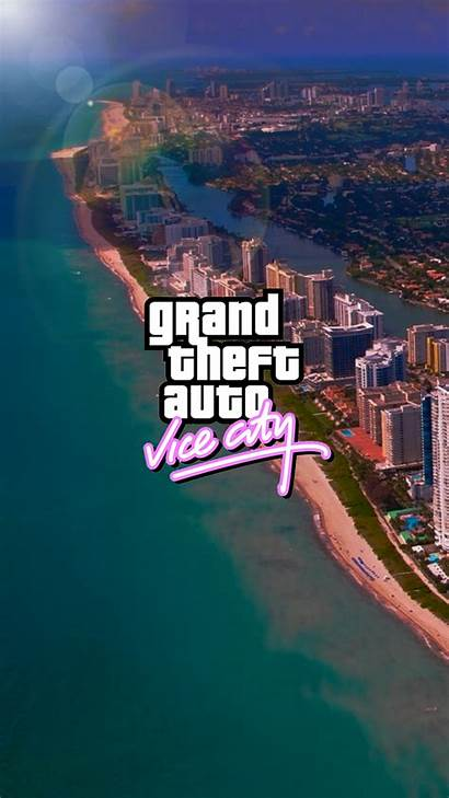 Gta Vice Wallpapers Mobile Phone Android 1080
