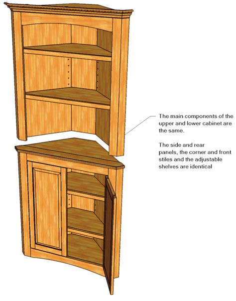 how to build a corner kitchen cabinet corner cabinet plans the bosch evs 1617 router review