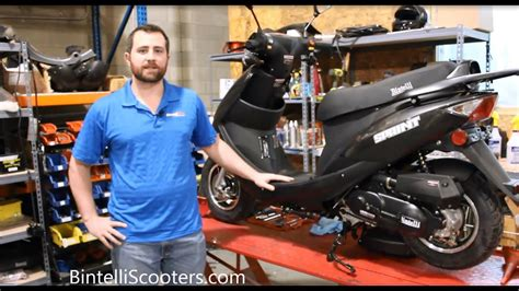 How To Change The Oil On A 49cc Scooter