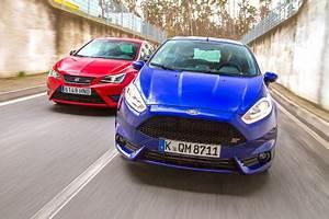 Audi Saint Witz : seat ibiza cupra ford fiesta st zwei kleinwagen im vergleich ~ Gottalentnigeria.com Avis de Voitures