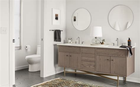 New Vanity by Room Board Introduces New Bath Vanity Collection Products