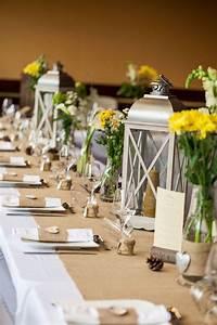 Deco Centre De Table Mariage : deco mariage lanterne nf58 jornalagora ~ Teatrodelosmanantiales.com Idées de Décoration