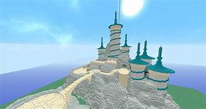 Southern Air Temple - Creative Mode - Minecraft: Java ...