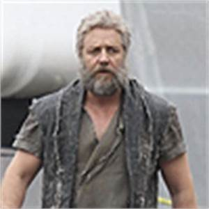 Surprising new look for big-bearded Russell Crowe - Photo 1