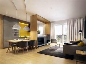 Appartement Moderne Scandinave Ingnieux