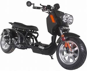 Ice Bear  U0026quot Gen Iv Maddog U0026quot  50cc Scooter Street Bike With Hid