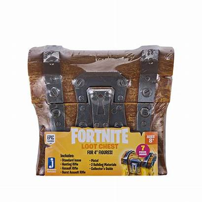 Fortnite Chest Loot Mystery Pack Collectible Toys