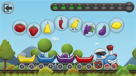 top 8 free preschool apps for android users 735 | Rainbow Train1