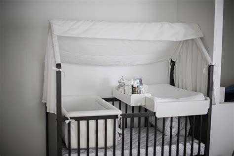 chambre stokke déco le coin nuit de notre fils the