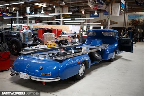 can you tour leno s garage the ultimate hobby shop leno s garage speedhunters