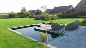 Sculpture De Jardin Contemporaine : terrasse pierre ma terrasse ~ Carolinahurricanesstore.com Idées de Décoration