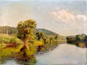 Connecticut Landscape Painting