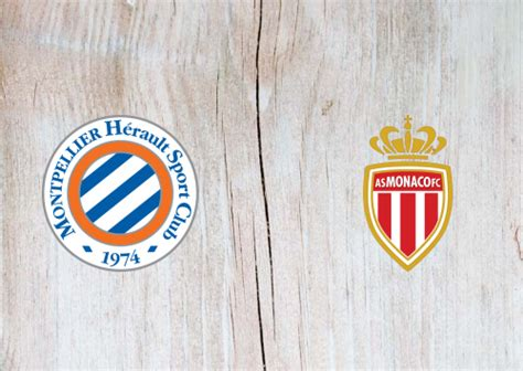 Montpellier vs Monaco -Highlights 15 January 2021 ...
