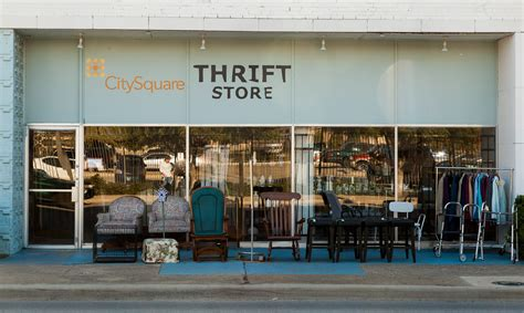 through our thrift store thrift stores that sell furniture