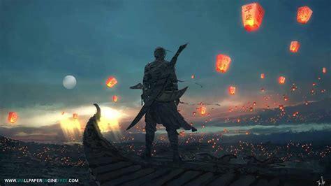 sky lantern p wallpaper engine  wallpaper