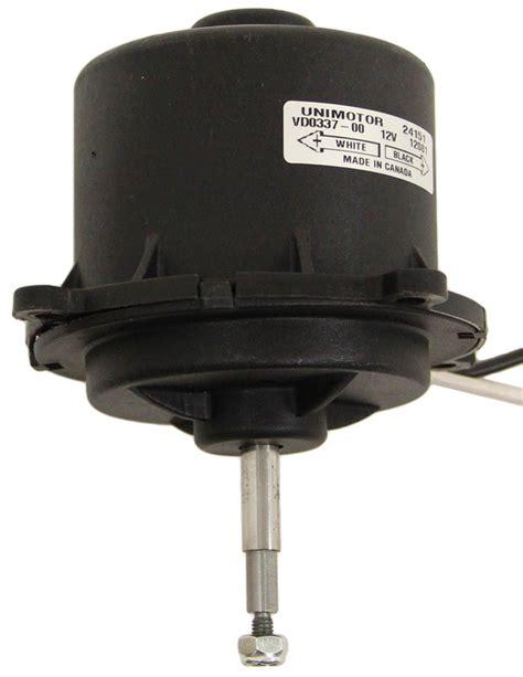 rv vent fan upgrade replacement 12 volt fan motor for ventline northern breeze