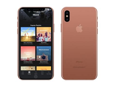 iphone new color leak shows iphone 8 new color options technobezz