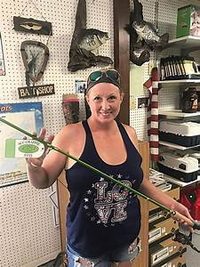 Looking for an ACC Crappie Stix or maybe... - The Green ...