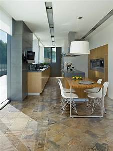 Tile flooring options hgtv for Top 4 best kitchen flooring options