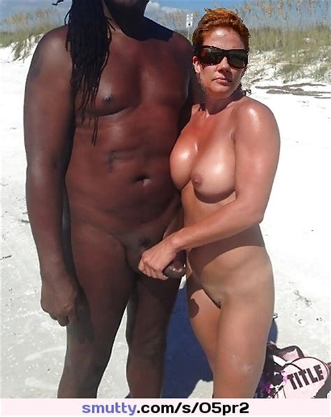 Redhead Interracial Wife Lands A Big One In Jamaica