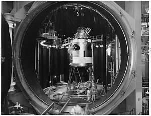 File Space Environment Simulation Chamber  Nasa  Houston
