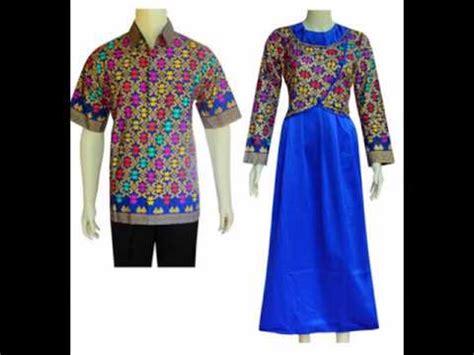 baju batik pasangan terbaru baju batik sarimbit modern terbaru baju batik