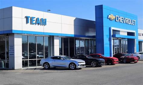 Team Chevrolet Salisbury Nc by Buick Cadillac Chevrolet Gmc Dealership Salisbury Nc