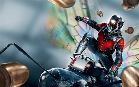 Wallpaper Ant Man