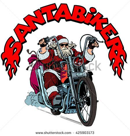 christmas motorcycle stock images royalty free images