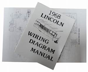 1968 Lincoln Continental Wiring Diagram Manual