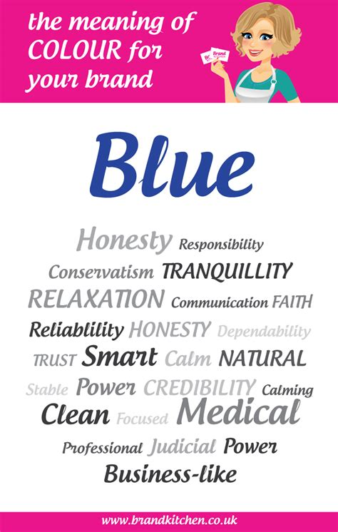 meaning of color blue the meaning of the colour blue for your brand brand kitchen
