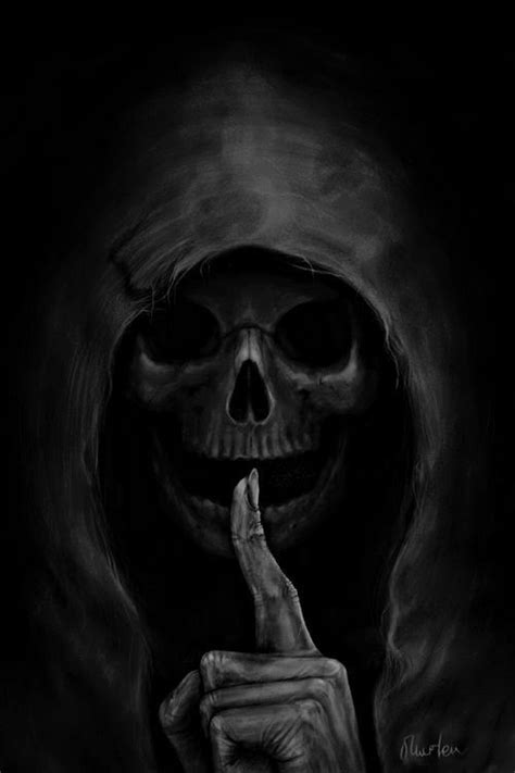 Pin by Jackie Trujillo on Demons quotes   Grim reaper art