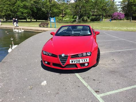 Alfa Romeo Brera Spider 2.4 Jtdm For Sale